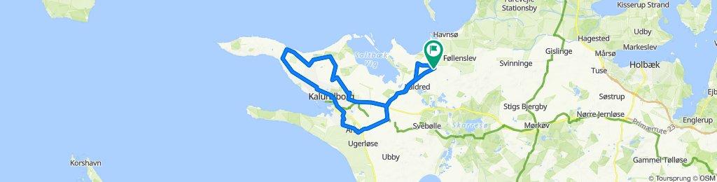 58,6 km Pinsen 2021