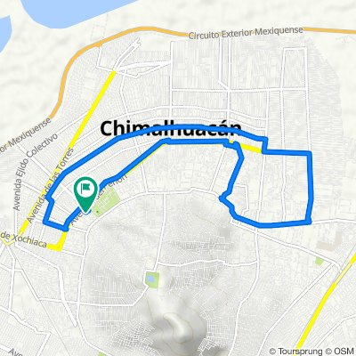 Ruta 2 (16km)