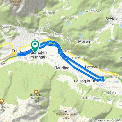 Schützenweg 7, Oberhofen im Inntal nach Schützenweg 7, Oberhofen im Inntal