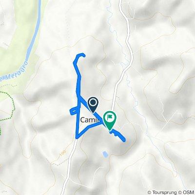 Da Località Caminate 80/D, Fano a Via Caminate 58, Fano