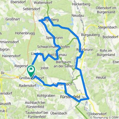 Rund um Fürstenfeld