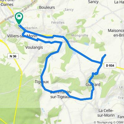 De 577 Rue de Crécy, Couilly-Pont-aux-Dames à 577 Rue de Crécy, Couilly-Pont-aux-Dames