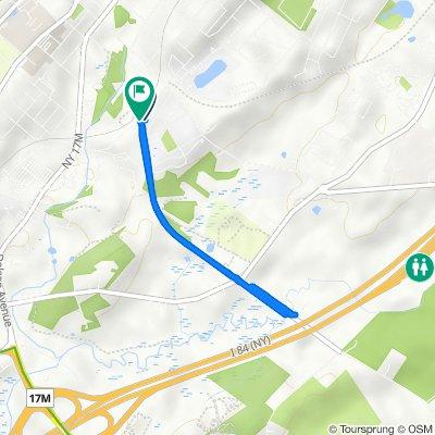 36 Palmer Ave, Middletown to 1–99 Palmer Ave, Middletown