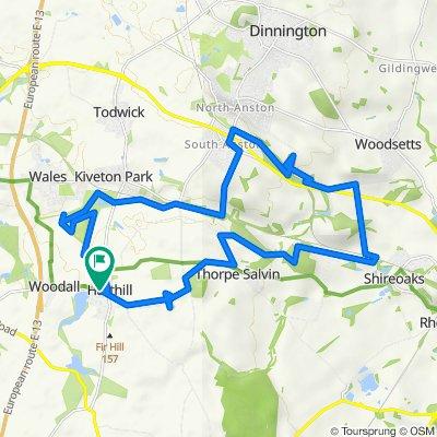 Harthill Cycling