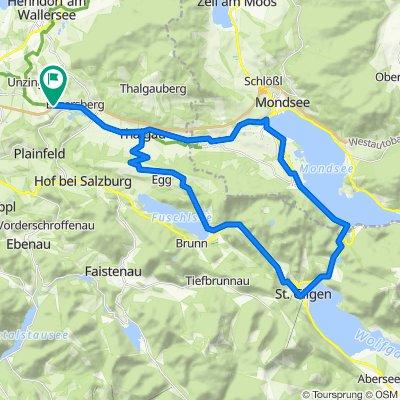 Thalgau - Mondsee