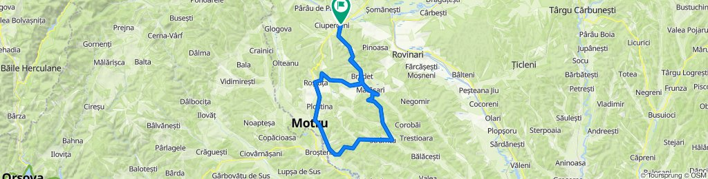Runcurel -Larga-Croici