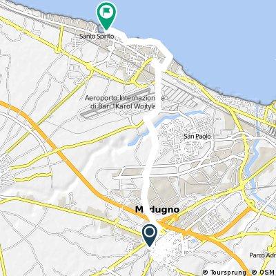 2008 - Süditalien - 15. Tag (Teil 2) - Modugno -Santo Spirito