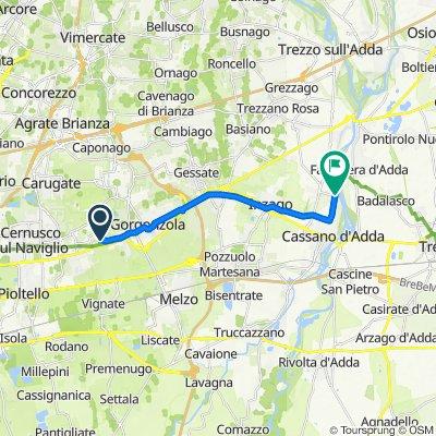 Da Cascina Gogna, Bussero a Via Fara 20, Cassano d'Adda