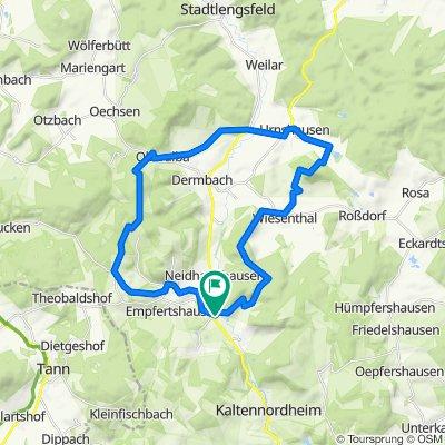 Diedorf Nordroute