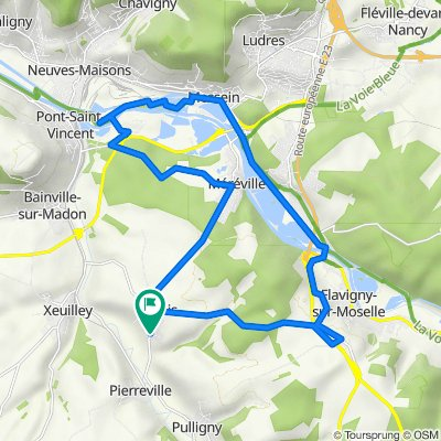 De Route de Pierreville 18, Frolois à Route de Pierreville 18, Frolois