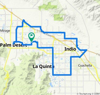 42957–42999 Virginia Ave, Palm Desert to 42957–42999 Virginia Ave, Palm Desert