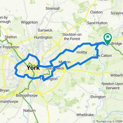 York Orbital