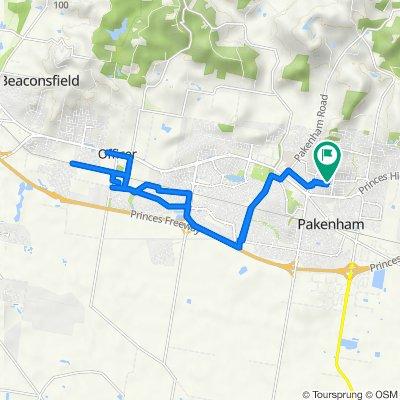 2–12 Conifer Drive, Pakenham to 2–12 Conifer Drive, Pakenham