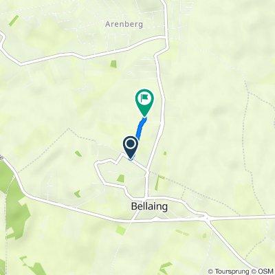 Itinéraire à partir de 137 Rue Henri Durré, Bellaing