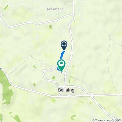 Itinéraire vers 143 Rue Henri Durré, Bellaing
