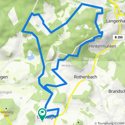 Haindorf 29, Rothenbach nach Haindorf 31, Rothenbach
