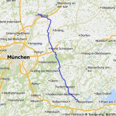 Freising-Rosenheim