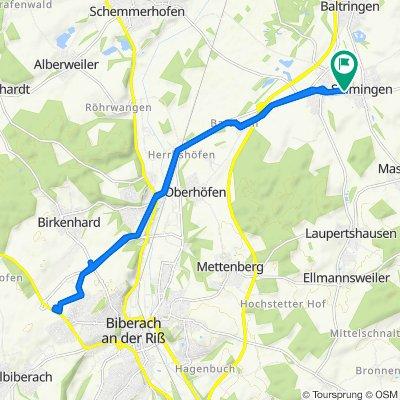 Äpfinger Berg 2, Maselheim nach Äpfinger Berg 2, Maselheim