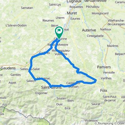 Carbonne-Saint-Girons-Carbonne