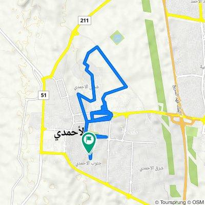 29th Street South, Al Ahmadi to 29th Street South, Al Ahmadi