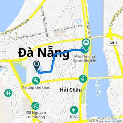 Han Market Da Nang Vietnam
