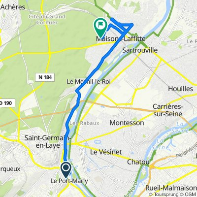 Le Port-Marly Cycling