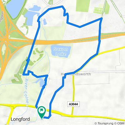 Bath Road 462, Longford to Bath Road, Longford