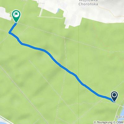 Trasa do Sosnowa 58, Poraj