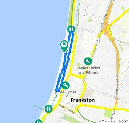 66A Gould Street, Frankston to 66A Gould Street, Frankston
