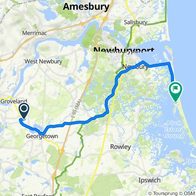 19 Ashcroft Terr, Groveland to Island Rd, Newbury