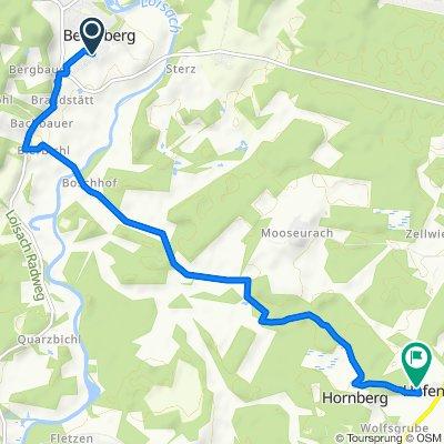 Etzweg 2, Eurasburg nach Höfen 17, Königsdorf