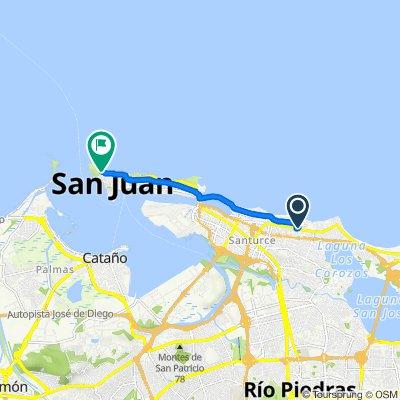 Ride To Old San Juan