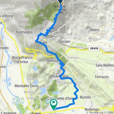 Alpe Cavanna 1