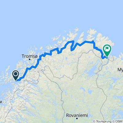 Bergvikveien 9D, Bogen i Ofoten to Presteveien 16, Kirkenes