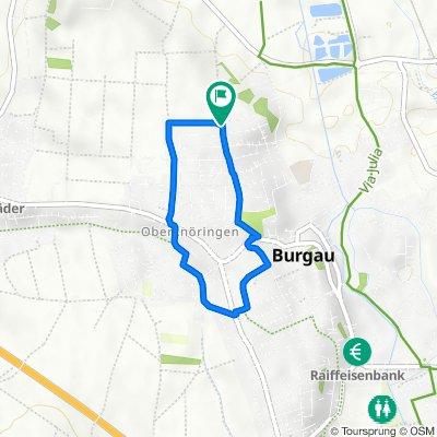 Landrichter-von-Brück-Straße 25, Burgau nach Landrichter-von-Brück-Straße 25, Burgau