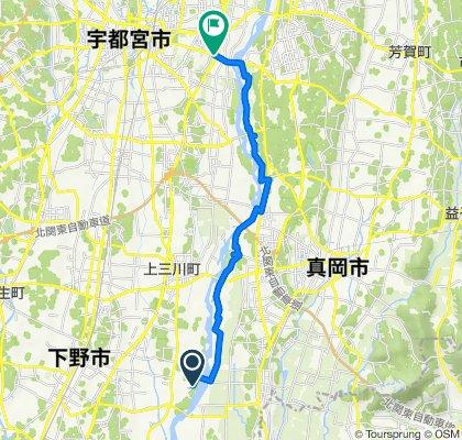 Daidoizumi, Moka to Mito-kaido Street, Utsunomiya