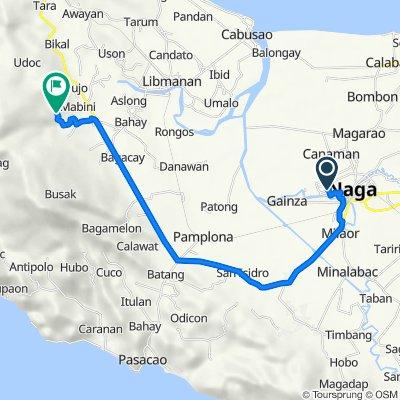 Plantado Road 116, Camaligan to Camarines Sur, Libmanan