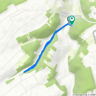 9A Route du Moulin à Vent, Villeconin to 13 Route du Moulin à Vent, Villeconin