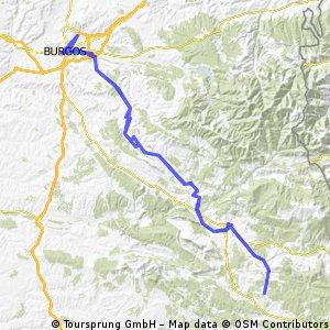 Camino del Cid Etapa 1 y 2 CLONED FROM ROUTE 825457