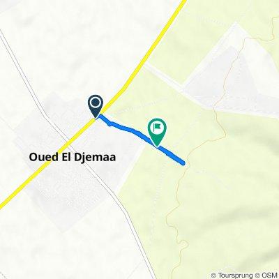 De N4, Oued el Djemaa à Unnamed Road, Oued El Djemaa