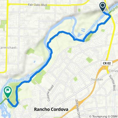 3885 Pennsylvania Ave, Fair Oaks to American River Bike Trail, Rancho Cordova