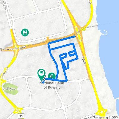 block 7 sabah alsalem route