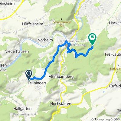 Am Kalkofen 1, Feilbingert nach Forsthaus Spreitel, Bad Kreuznach
