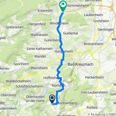 Kapellenstraße 1A, Feilbingert do Lohrgraben 17, Waldlaubersheim