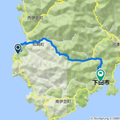 18-1, Ishibu, Matsuzaki, Kamo-Gun nach 5-18, Higashihongo 1-Chōme, Shimoda