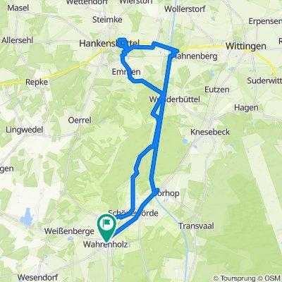 Radtour Rund um Ise und Elbe-Seitenkanal - M. Wiescher