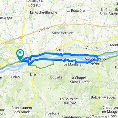 De 53 Le Champ Roncin, Saint-Géréon à 53 Le Champ Roncin, Saint-Géréon