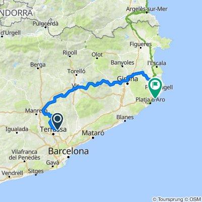 Camí St.Jaume CF-Palamós