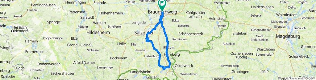 Große Seentour Braunschweig Süd