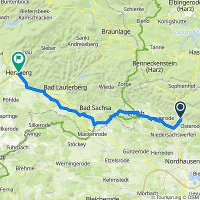 Ilfeld-Herzberg (Teil 4)